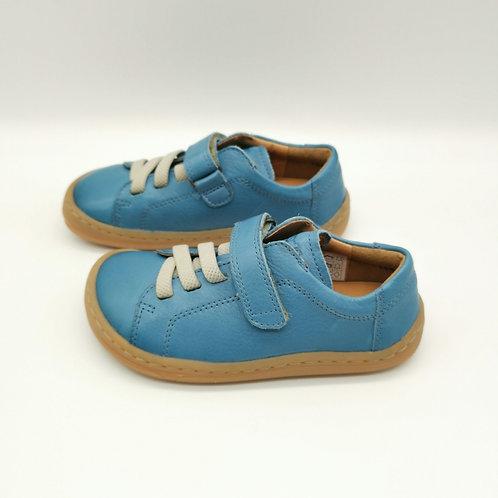 Froddo Barefoot Halbschuhe Jeans Velcro/Elastiksenkel