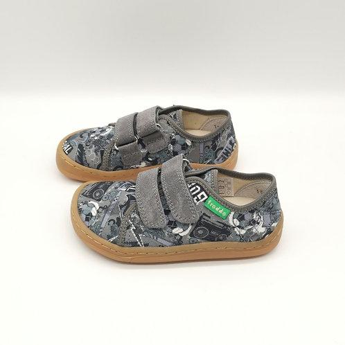 Froddo Barefoot Hausschuhe Grey