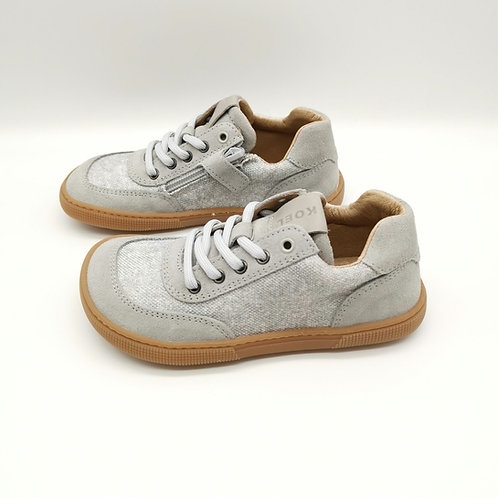 KOEL4KIDS Barefoot Sneaker Lowcut Grey