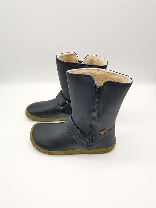 Filii EGG BOOT Bio Nappa Tex Ocean Zipper