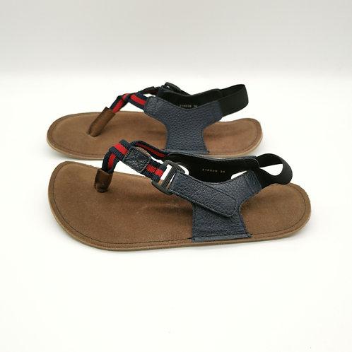 Sole Runner Neso Sandale blue/red
