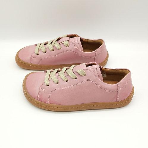 Froddo Barefoot Schnürschuhe Pink