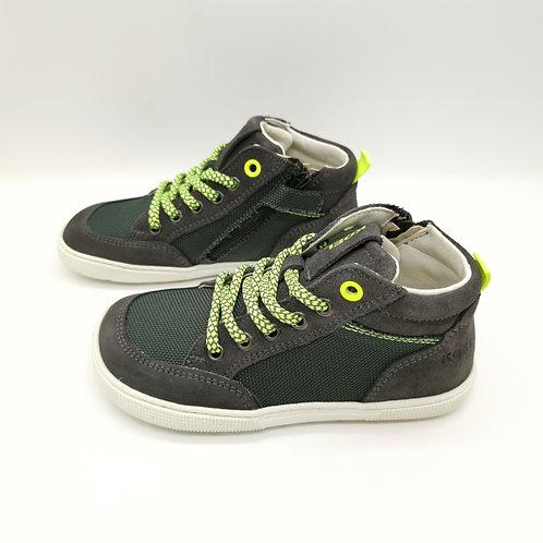 KOEL4KIDS Barefoot Sneaker Highcut Grey
