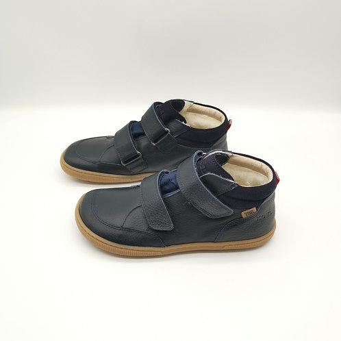 KOEL4KIDS Barefoot Winterschuhe Tex Blue