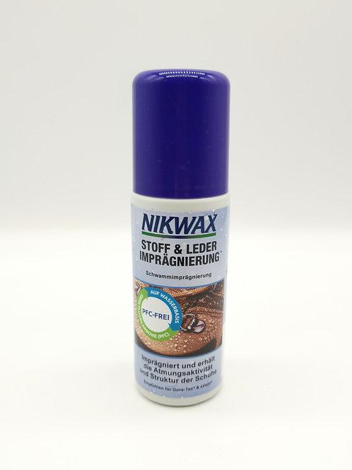 Nikwax Stoff & Leder Imprägnierung mit Schwammaufsatz