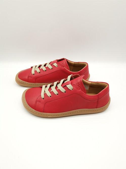 Froddo Barefoot Schnürschuhe Red