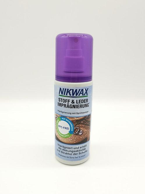 Nikwax Stoff & Leder Imprägnierung Pumpspray