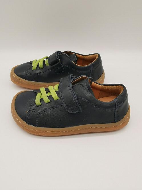 Froddo Barefoot Halbschuhe Dark Blue Velcro/Elastiksenkel