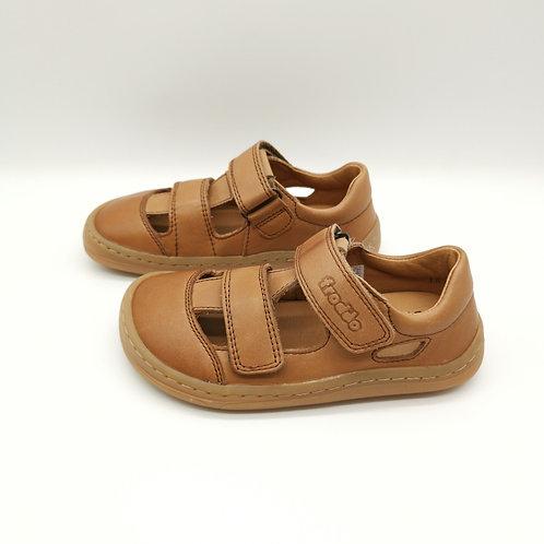 Froddo Barefoot Sandalen Brown Velcro