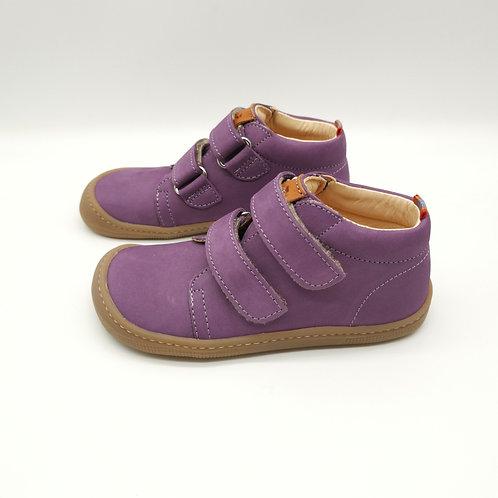 KOEL4KIDS Barefoot Don Bio Nubuk - Lavendel