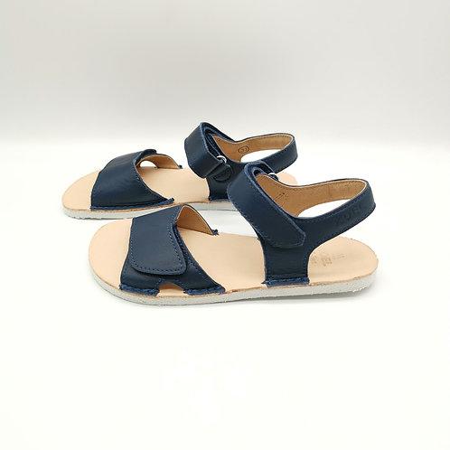 KOEL4KIDS Barefoot Sandale Blue (Ferse offen)