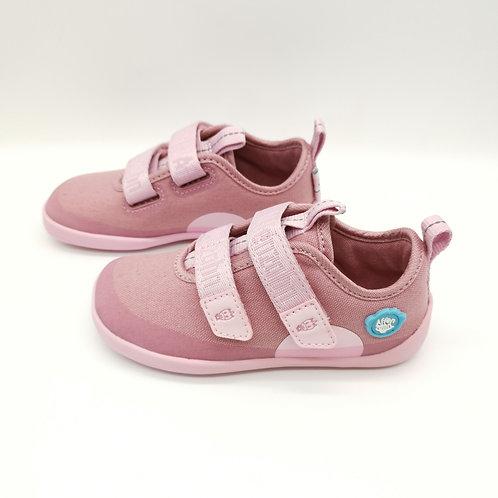 Affenzahn Unicorn Lowcut Cotton Pink