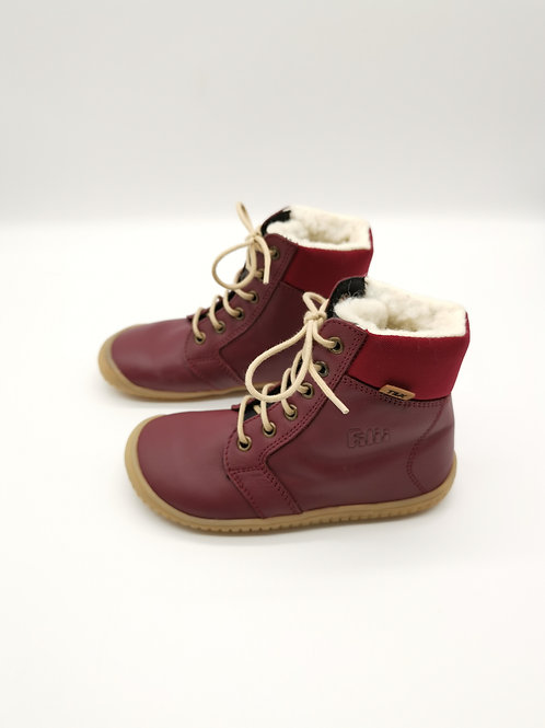 Filii Everest BIO Nappa Tex Berry Laces