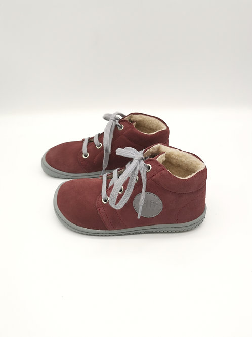 Filii Gecko Velours Wool Berry Laces