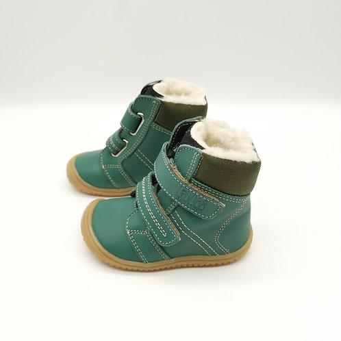 Filii HIMALAYA Bio Nappa Tex Wool Green Velcro