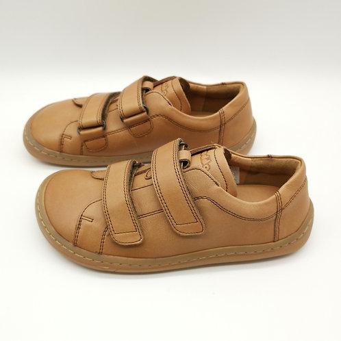 Froddo Barefoot Halbschuhe Brown Velcro