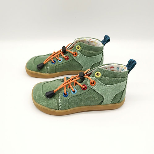 Mukishoes Kids Minimoss Green