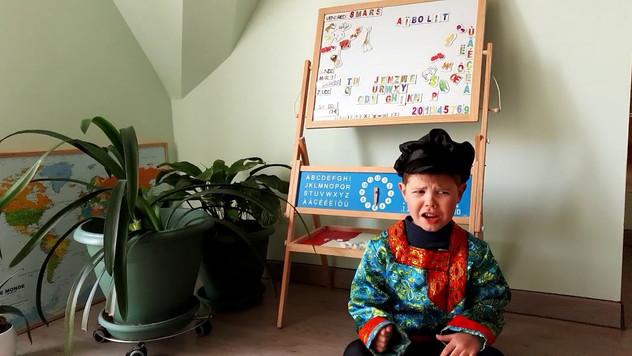 Виктор Кютц, 5 лет