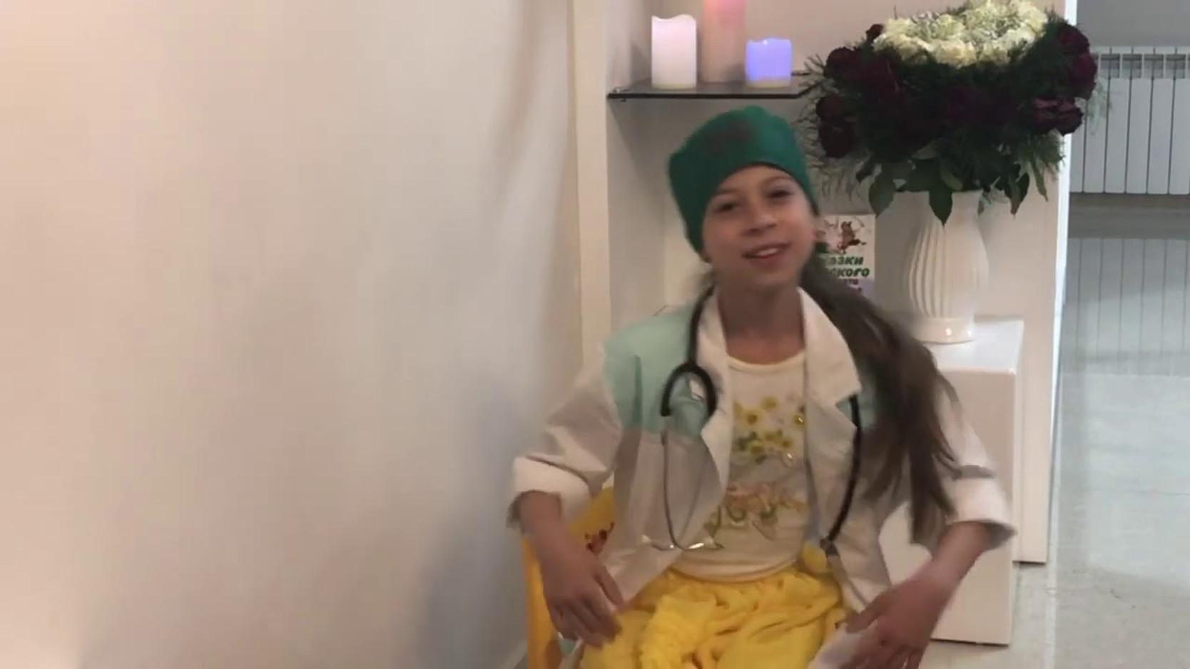 Эвелина Насраллах,11 лет