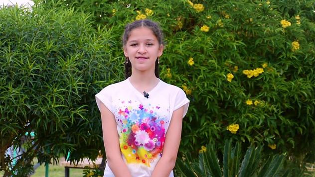Амина Шагин, 11 лет