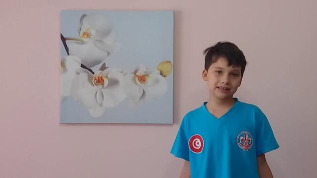Черняк Максим, 8 лет