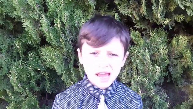 Амир Баракат, 8 лет