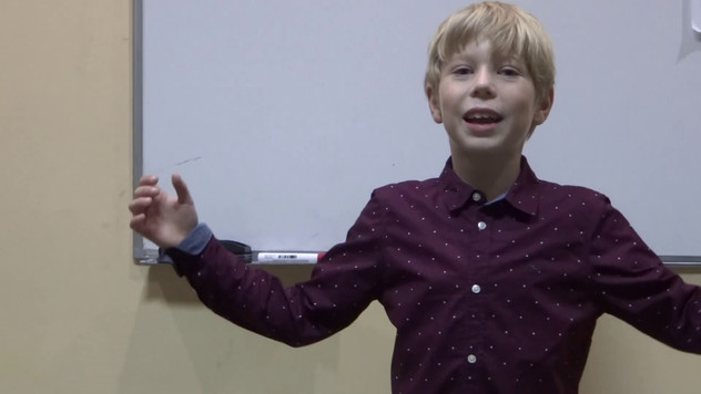 Даниил Александров, 9 лет