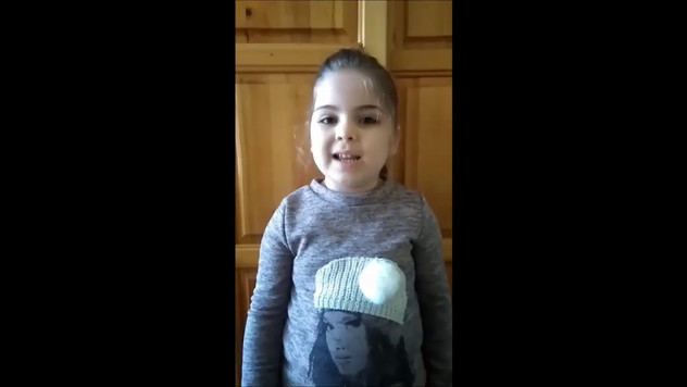 Михаела Стоянова Стоянова, 5 лет