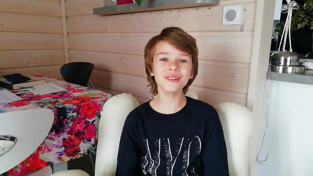 Афанасьев Гордей, 10 лет