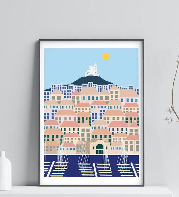 Marseille #1