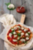 Margherita Neapolitan Pizza