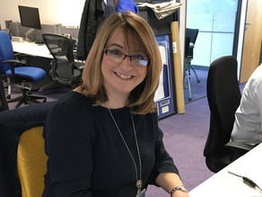 My story: Claire Osborne, AWTE chair