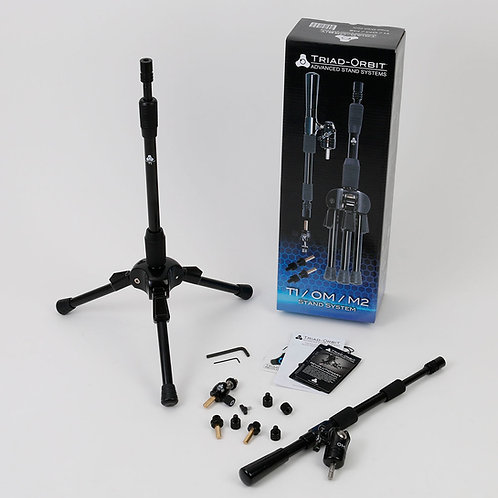 Short Tripod Stand System (T1 – OM – M2)
