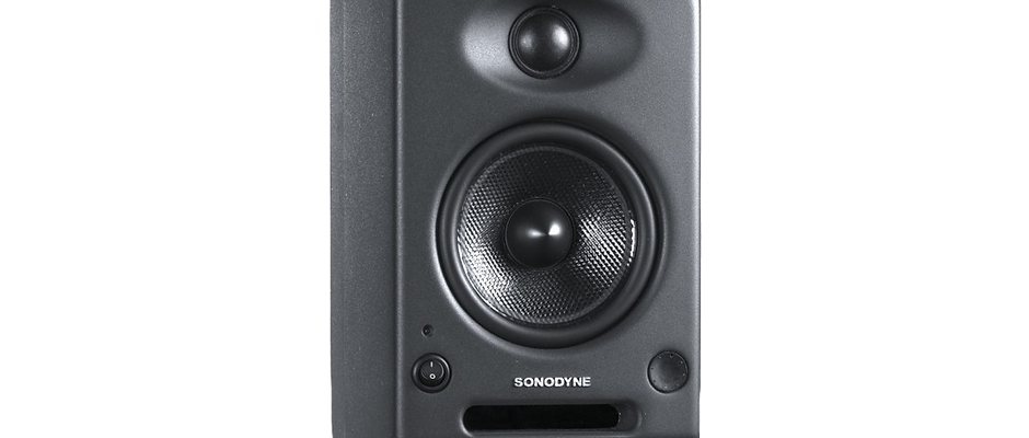 "Sonodyne SRP 400 - 4.5"" Active Studio Reference Monitor"