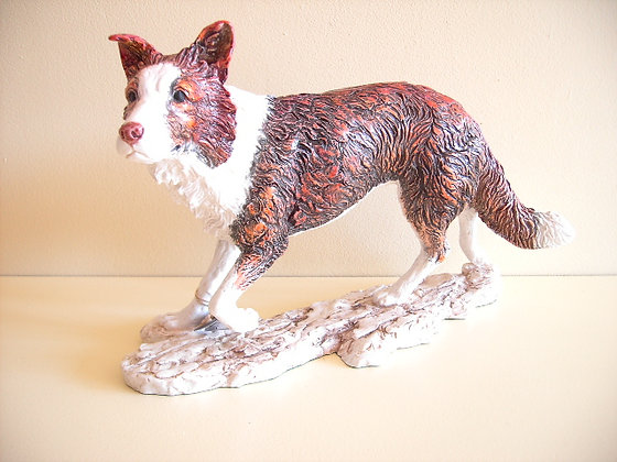 COLLIE ( PAINTED )