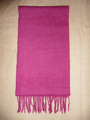 LAMBSWOOL ( bright pink )