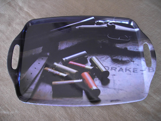 TRAY ( hammergun & cartridges )