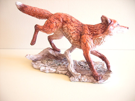 FOX ( PAINTED )