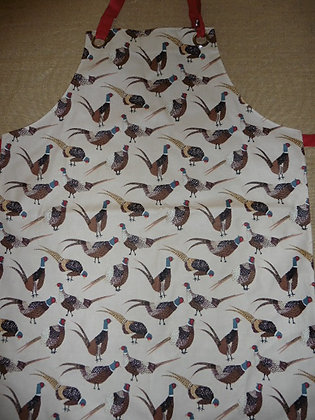 APRON ( pheasant )