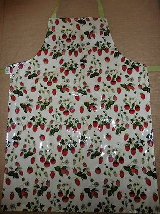 APRON ( strawberry )