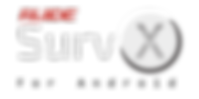 SURVX LOGO WITH LOGO ANDROID.png