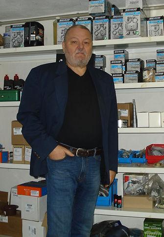 Georg Tamm Inhaber der Firma TAYACHTING, ein Profi durch und durch