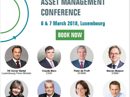 Monterey Insight at ALFI European Asset Management Conference 2018