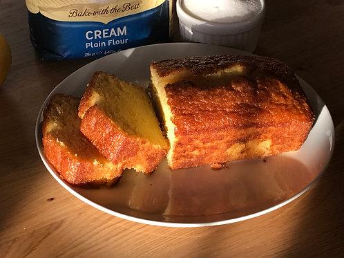 Lemon Drizzle Cake [Small]