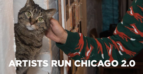 Mark Your Calendars: Artists Run Chicago 2.0 Starting in April