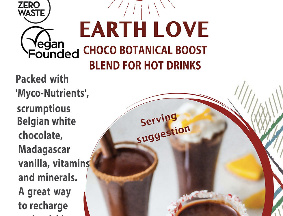 Earth Love - Myco Hot Cocoa (limited edition)