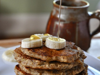 All about gluten...  and gluten&sugar free, vegan pancakes