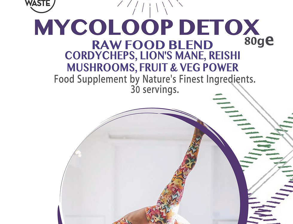 Superfood-Mycoloop Detox (limited edition)