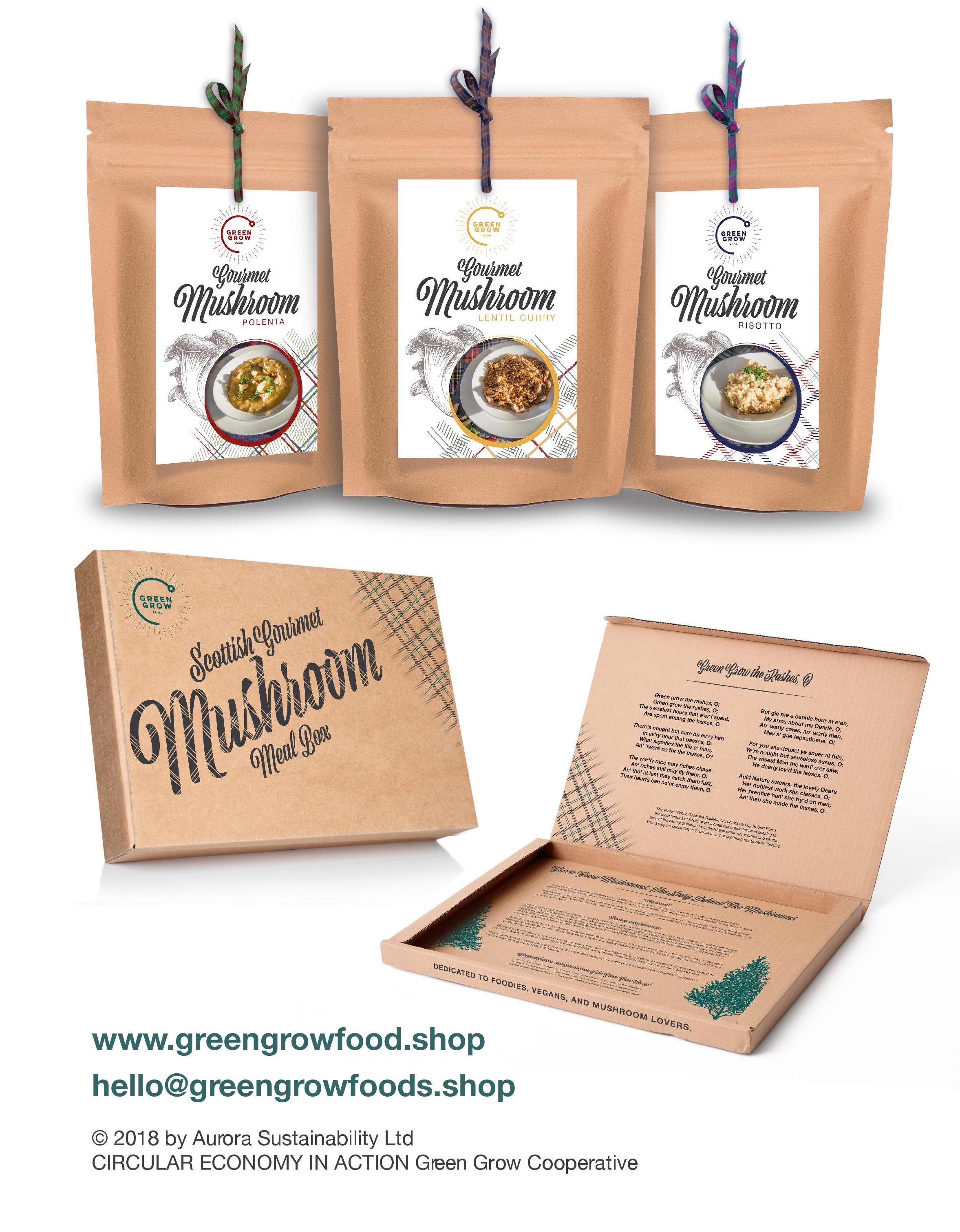 GREEN GROW subscription sustainable