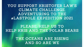 GREEN GROW SUPPORTS #LASTPOLE EXPEDITION 2021